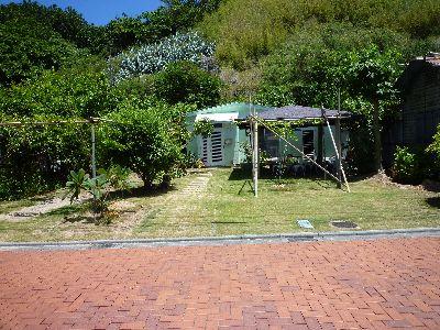 小笠原諸島父島の家