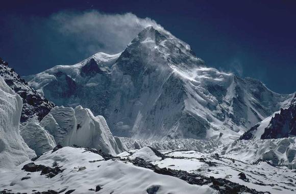 K2北壁  (1)
