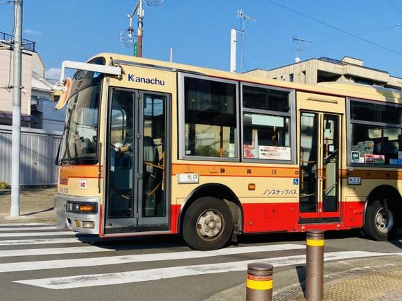 神奈中バス