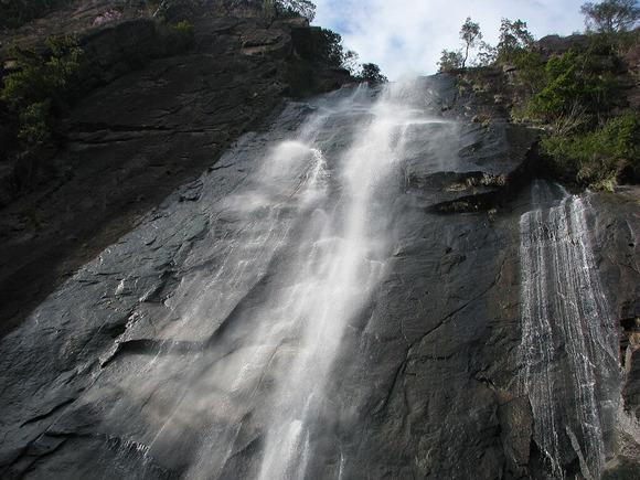 行縢の滝 (1)