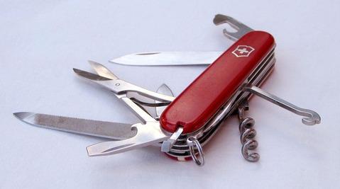 十徳ナイフ