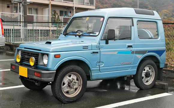 Suzuki Jimny 660