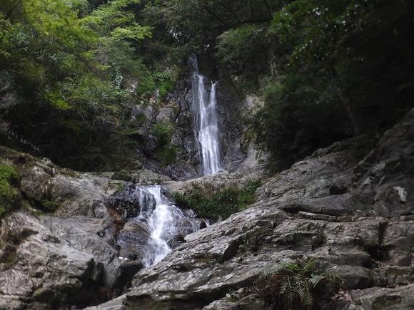 菅生の滝 (1)