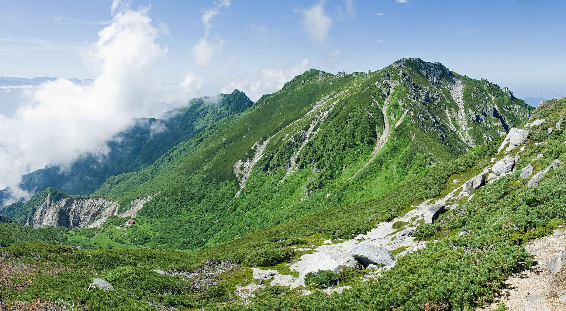 山岳情報/長野県警察 - Nagano Prefectural …