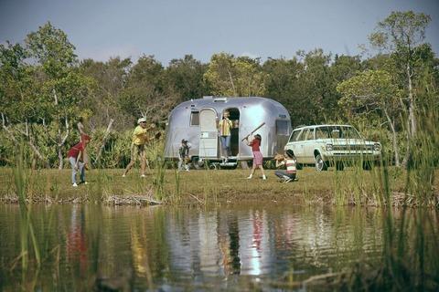 親子でキャンプ