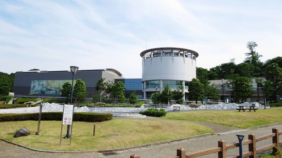 埼玉県立川の博物館。 (1)