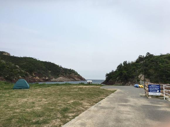 キャンプ場