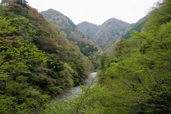 ユーシン渓谷 (1)