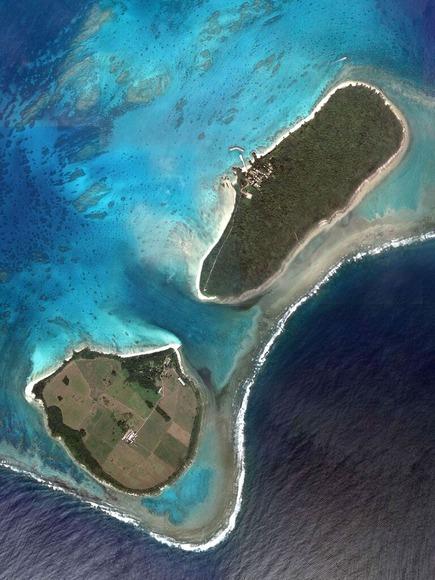 新城島両島