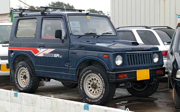 Suzuki Jimny Turbo (1)