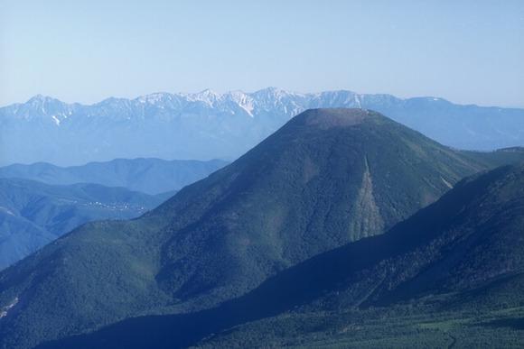 蓼科山 (1)