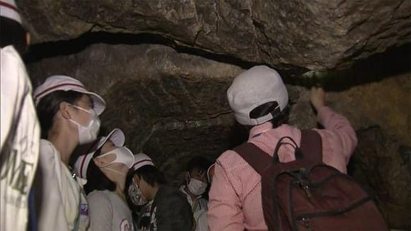 【島根】石見銀山 突然の大盛況 なぜ0から3000人に?