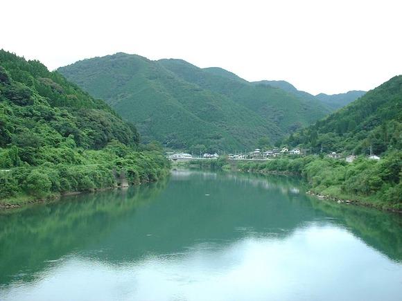 球磨川 (1)
