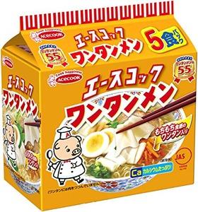 エースコックワンタン麵