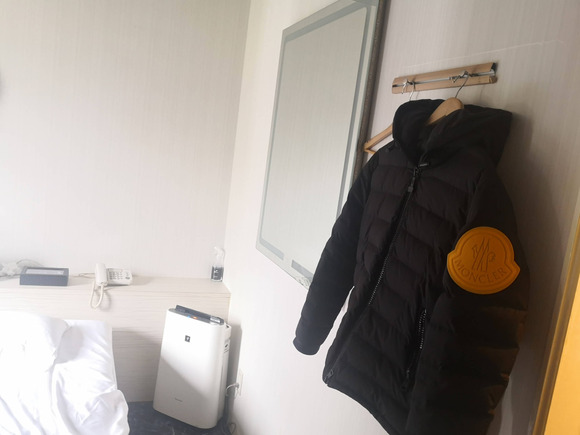 モンクレールのダウンジャケット