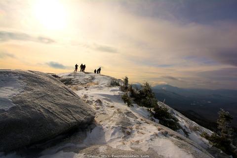 登山部だった人、趣味が登山の人来てくれ