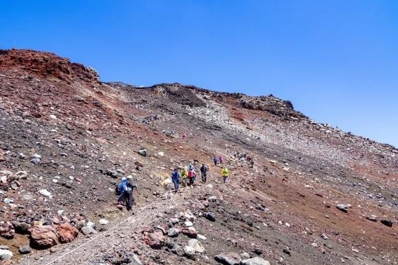 富士山頂で水を売ればめちゃくちゃ儲けられるんちゃうんか………………………………………………???