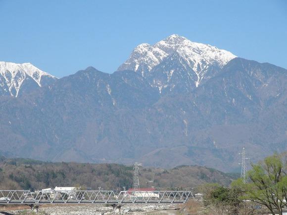甲斐駒ケ岳 (1)