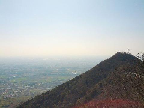 筑波山、男体山