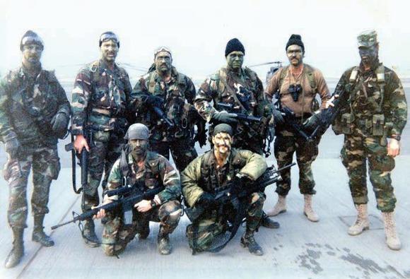 アメリカ陸軍特殊部隊群
