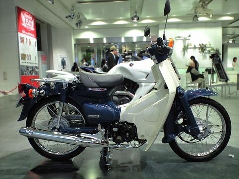 スーパーカブ50 2007年モデル