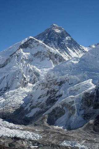 Mount Everest from Kalapatthar