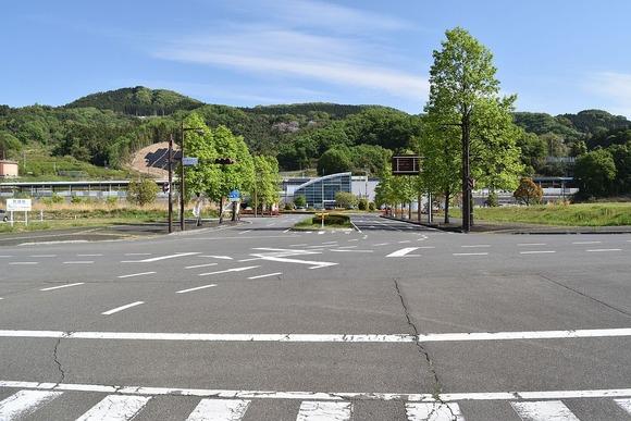 安中榛名駅前