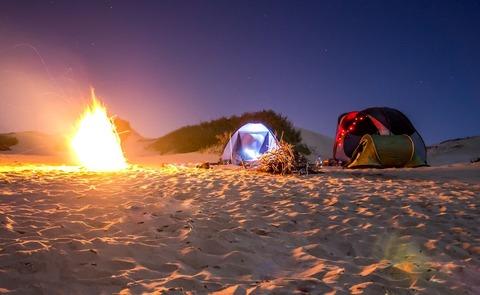 テント2張り