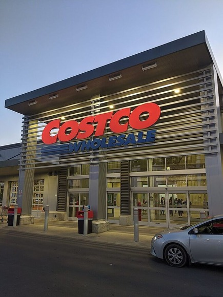 Costco in Toronto (1)