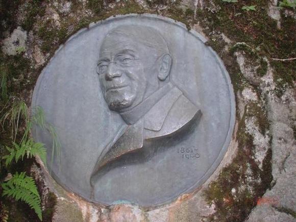 Reverend Walter Weston