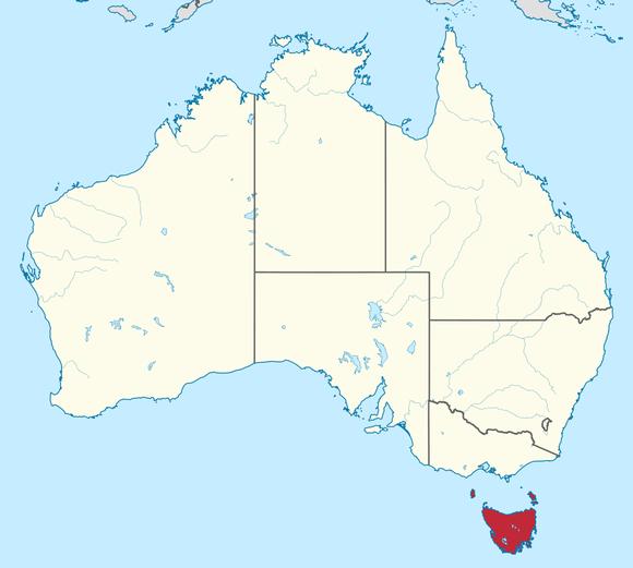 タスマニア州 (1)