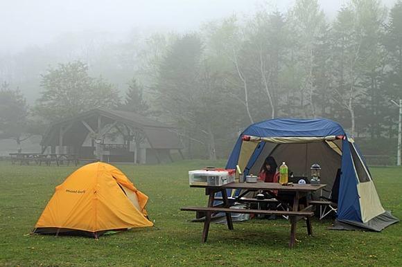 アポイ山麓ファミリーパークキャンプ場