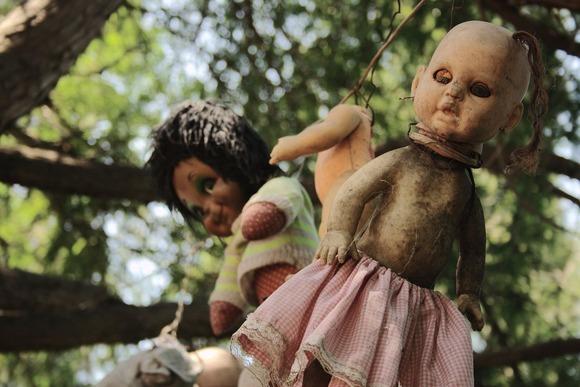 ソチミルコの人形島