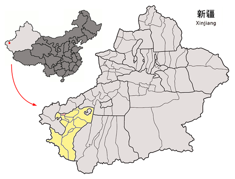 1Location_of_Kashgar_City_within_Xinjiang_(China)