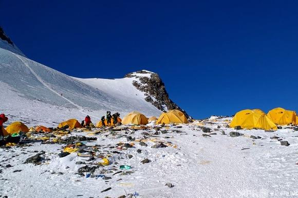 【環境】世界で最も高い所にあるごみ捨て場…エベレスト山頂もマイクロプラスチック汚染