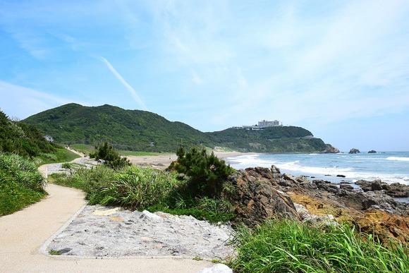 伊良湖岬自然散策路