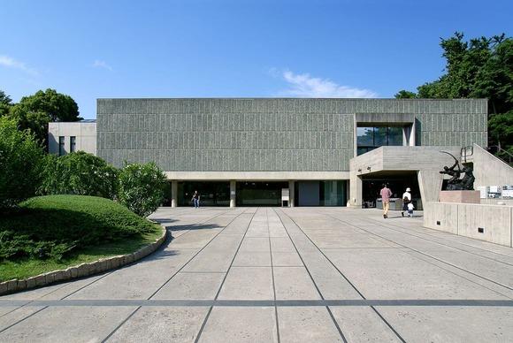 国立西洋美術館, 東京都台東区