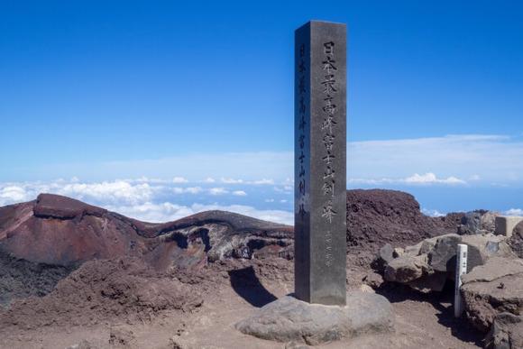 登山中に富士山が噴火したらさ・・・