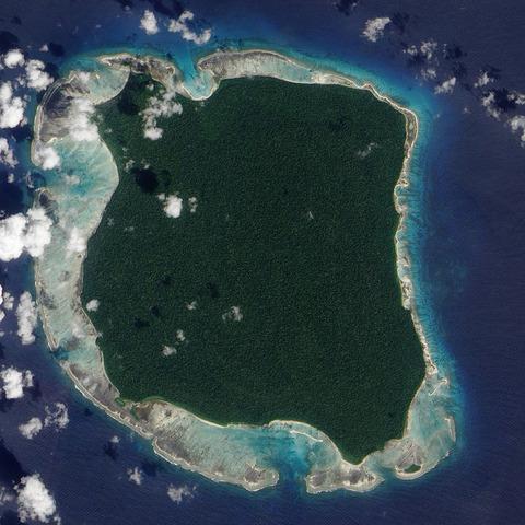 北センチネル島