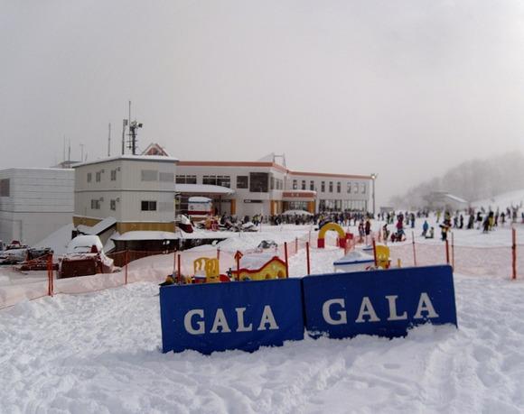 ガーラ湯沢スキー場