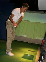 【吉岡】ゴルフスイング