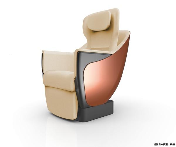 ハイグレード車両 座席イメージ(前)
