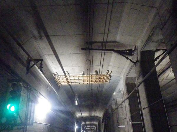 05_万騎が原トンネルの内部改修