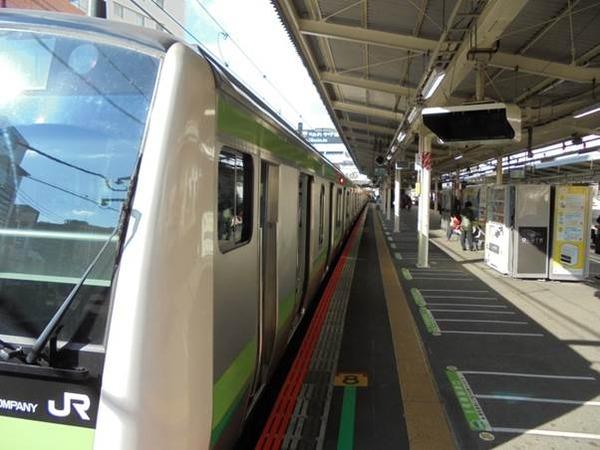 町田駅4番線