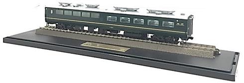 展示模型スシ24形1号車-1