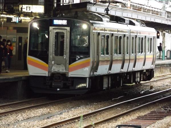 (参考)JR東日本129系【長岡駅】