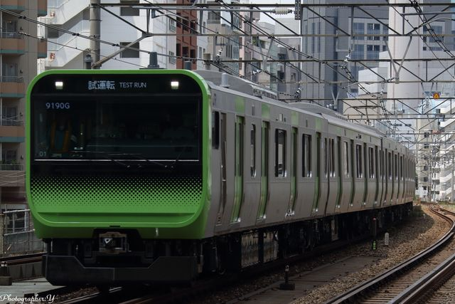 JR東日本、山手線E235系で自動列...