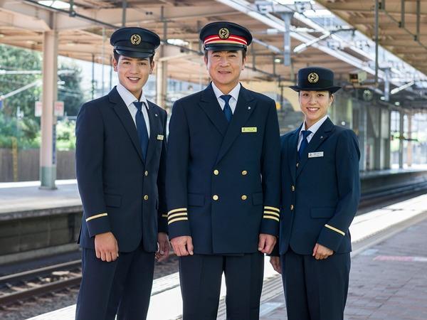 【鉄道】新冬制服