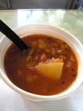 秋のきまぐれスープ