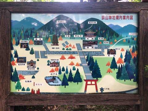 奈良の多武峰に行ってきた 談山神社のみどころ①